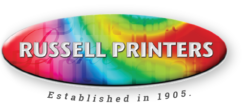 Russell Printers Logo